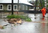 В Вытегорском районе введен режим чрезвычайной ситуации