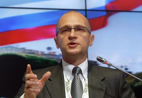 Сергей Кириенко заинтересовался выборами в Великом Устюге