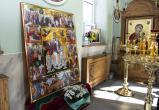 В вологодское село Шуйское прибыла икона с греческого острова Корфу