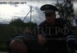 Сбежавшего из судской колонии заключённого поймали инспекторы ГИБДД