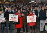 На череповецкий митинг против пенсионной реформы был приглашён Владимир Путин