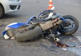 На улице Мира в Череповце разбился 43-летний байкер (ФОТО)