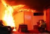 В Череповце при пожаре погиб хозяин квартиры