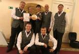 Череповчане завоевали приз зрительских симпатий на международном турнире