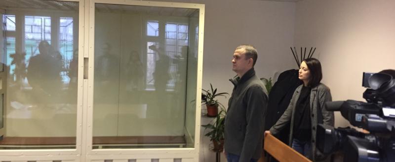 Экс-замгубернатора Николая Гуслинского приговорили к 8 годам колонии строгого режима и штрафу