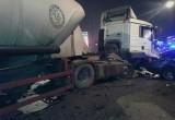 На Кирилловском шоссе в Череповце произошло массовое ДТП. Пьяный виновник - в травматическом шоке (ФОТО)