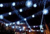 """""""Северсталь"""" закупила новогоднюю иллюминацию для города"""