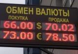 Путин одобрил запрет показывать россиянам курсы валют