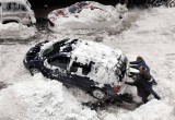 Череповецкая ГИБДД предупредила водителей о сложных погодных условиях