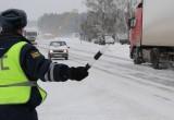 На дорогах у Череповца появились переодетые сотрудники ГИБДД