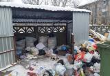 """""""Нечистый след"""": череповчане пожаловались губернатору и в прокуратуру на мусорного оператора"""