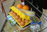 Череповчанин украл из магазина продуктовую корзинку