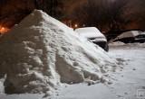 Активисты ОНФ обнаружили, что в Череповце не убирается снег