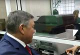 Олег Кувшинников получил новые права (ВИДЕО)