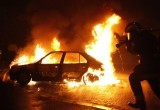 В Череповце задержали группу поджигателей