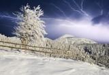 В Череповце прошла ледяная гроза
