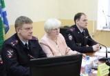 Общественный совет при УМВД России по Вологодской области провел выездное заседание в поселке Кадуй