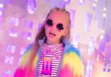 Дочь Виталя Гогунского и череповецкой модели Ирины Маирко представила зрителям новый клип