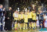Воспитанники череповецкого центра помощи детям - победители международного турнира по мини-футболу