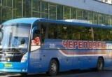 В Череповце при торможении автобуса пассажирка упала и получила серьезные травмы
