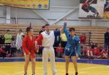 Череповецкие спортсмены успешно выступили на открытом турнире по самбо