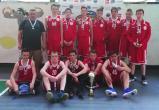 Череповецкие баскетболисты - обладатели серебряных медалей соревнований «Золотое Кольцо – Юниор»