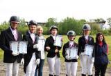 В Череповце прошел Летний Чемпионат и первенство города по конному спорту