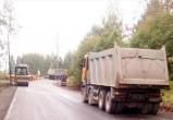 В Череповецком районе продолжается ремонт дорог