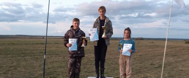 Алексей Кабалин - победитель VIII этапа Кубка России по авиамодельному спорту