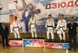 Павел Беляев - победитель первенства СЗФО по дзюдо