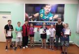 Городской турнир по настольному теннису прошёл в Череповце