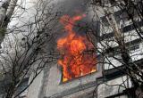 При пожаре погибла череповчанка
