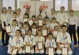 В Череповце прошли детские соревнования по киокусинкай каратэ в разделе ката