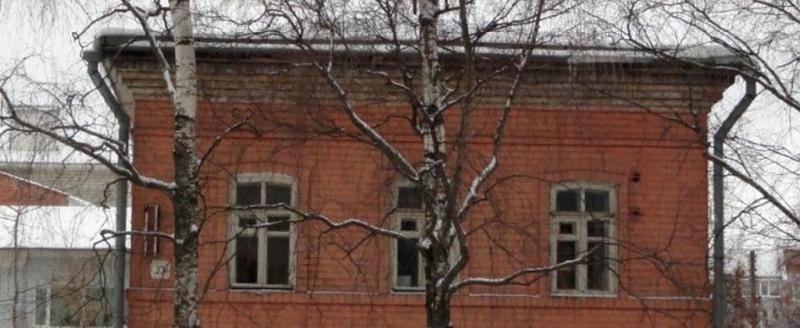 Экс-чиновник из Череповца приобрел исторический дом
