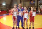Победа воспитанников ЦБИ в открытом первенстве по вольной борьбе г. Сокола