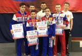 10 медалей за один турнир! Итоги «Moscow open»