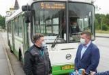 Еще один автобус перестанет ходить в Череповце